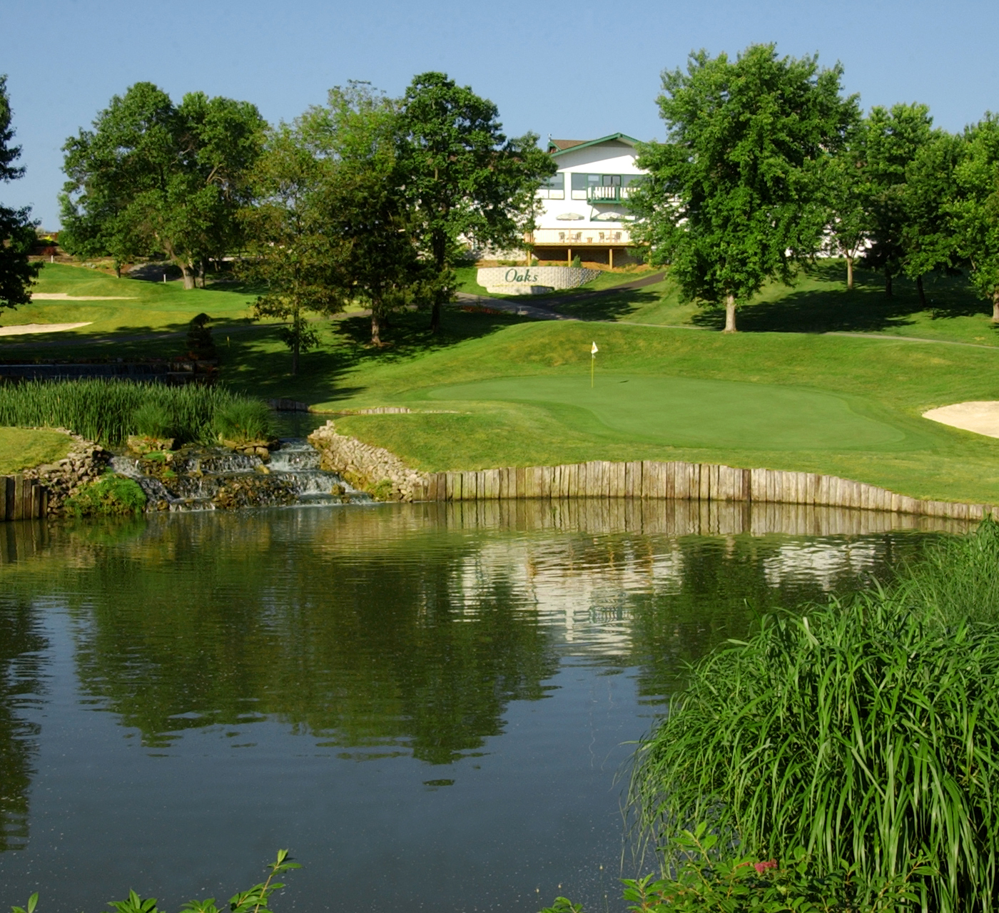 The Oaks Course at TanTarA Resort  Lake of the Ozarks