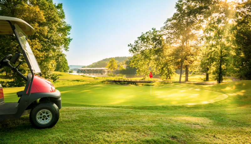 GOLF TRAIL COURSE OF THE MONTH – APRIL 2018