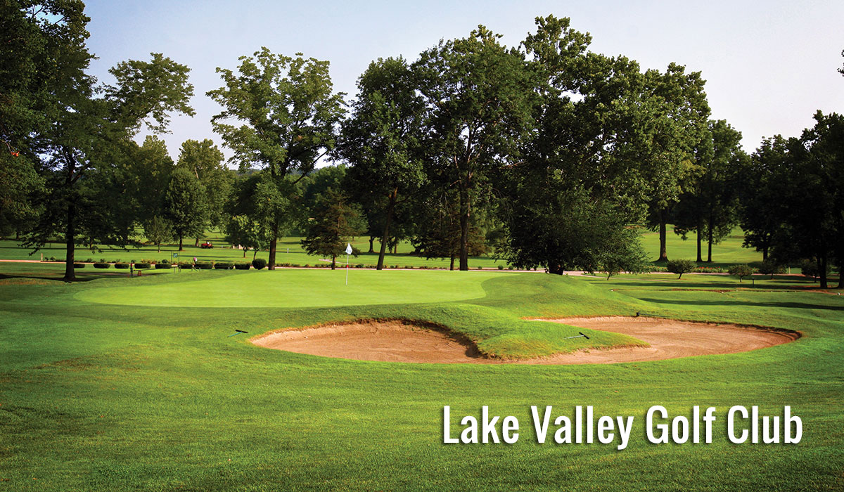 Lake Valley Golf Club Lake Of The Ozarks Golf Council