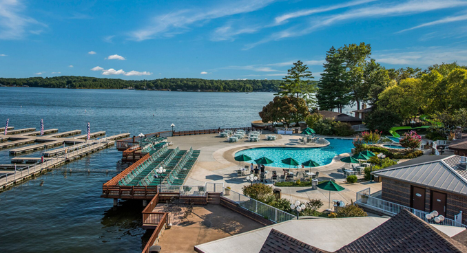 Margaritaville Lake Resort - Lake of the Ozarks Golf Council